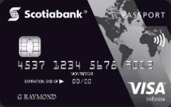 Scotiabank® Passport™ Visa Infinite Card logo
