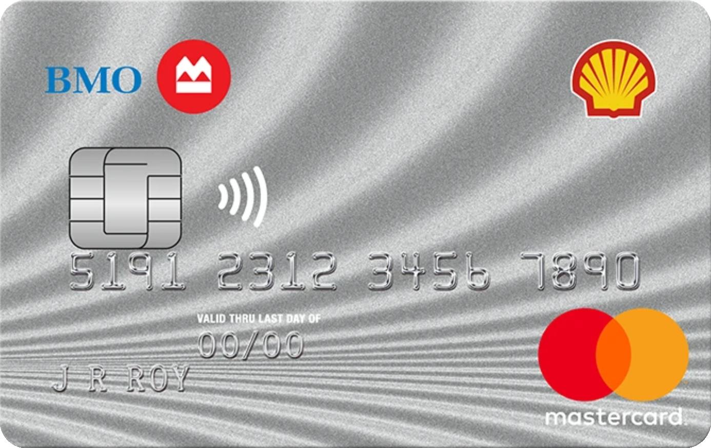 Shell CashBack MasterCard® from BMO logo