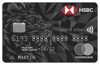 HSBC World Elite® Mastercard® logo