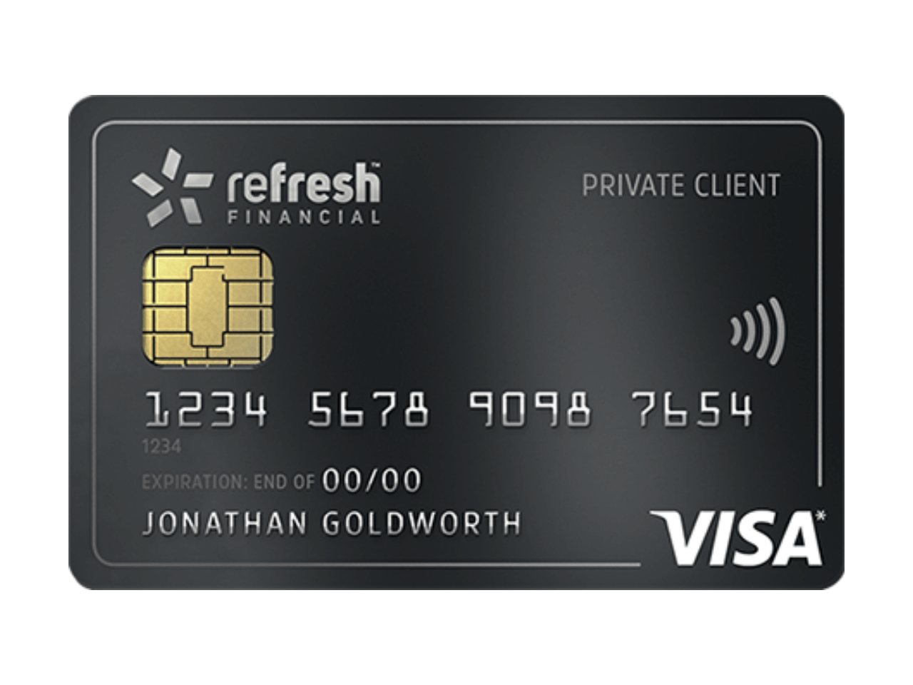 Refresh Financial Secured Visa Review