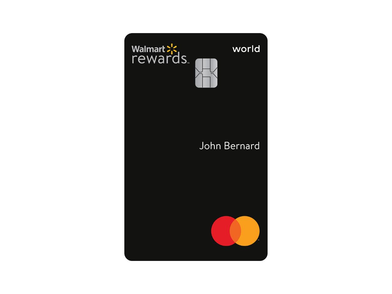 Walmart Rewards World Mastercard Review